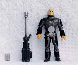 This is the Kryten action figure